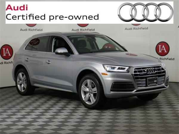 2019 Audi Q5 in Richfield, MN