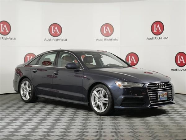 2017 Audi A6 in Richfield, MN