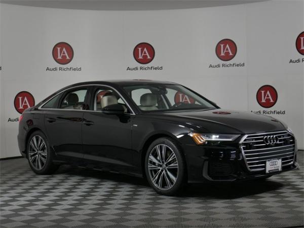 2019 Audi A6 in Richfield, MN