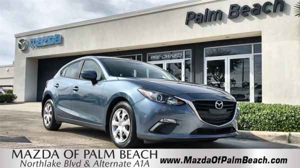 2016 Mazda Mazda3 in North Palm Beach, FL