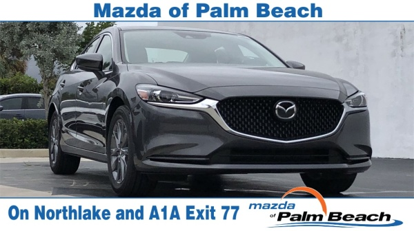 2020 Mazda Mazda6 in North Palm Beach, FL