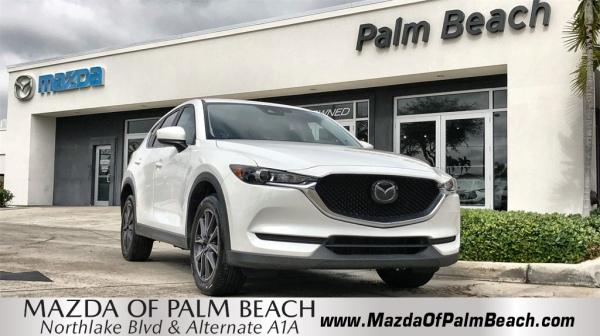 2018 Mazda CX-5 in North Palm Beach, FL