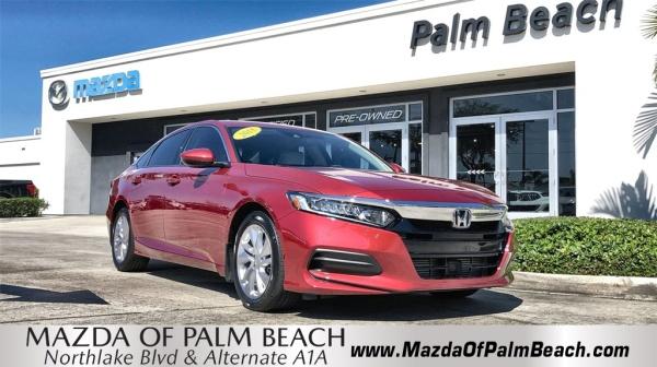 2018 Honda Accord in North Palm Beach, FL