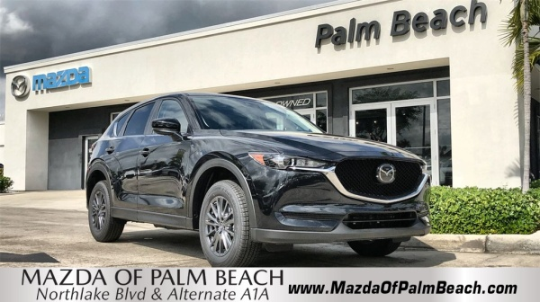 2020 Mazda CX-5 in North Palm Beach, FL