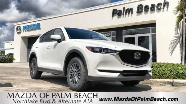 2020 Mazda CX-5 in North Palm Beach, FL