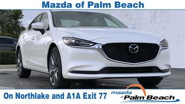 2020 Mazda Mazda6 in North Palm Beach, FL