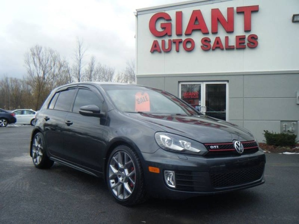 2013 volkswagen golf gti drivers edition