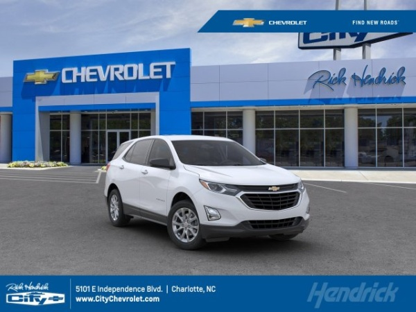 2020 Chevrolet Equinox in Charlotte, NC