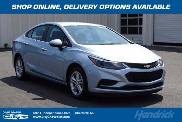 2017 Chevrolet Cruze in Charlotte, NC