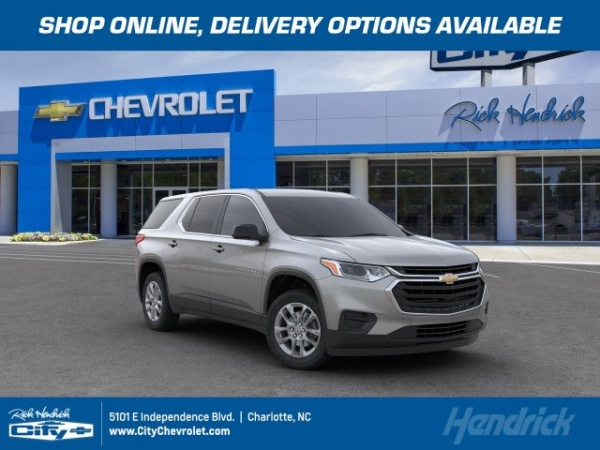 2020 Chevrolet Traverse in Charlotte, NC