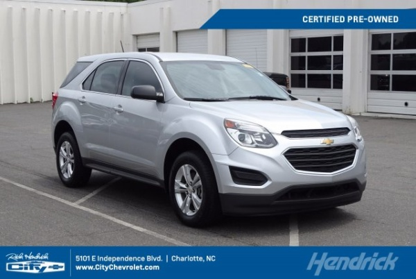 2017 Chevrolet Equinox in Charlotte, NC