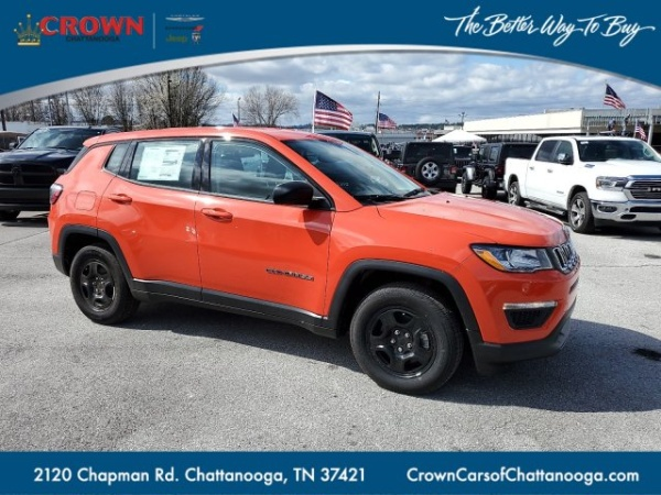 2020 Jeep Compass in Chattanooga, TN