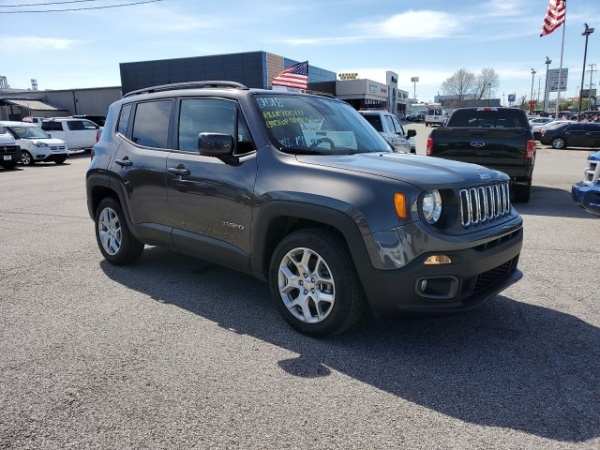 2018 Jeep Renegade in Chattanooga, TN