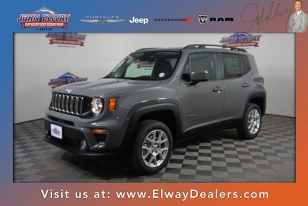 2020 Jeep Renegade in Greeley, CO
