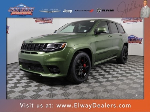 2020 Jeep Grand Cherokee in Greeley, CO