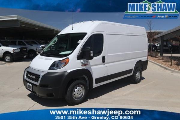 2020 Ram ProMaster Cargo Van in Greeley, CO