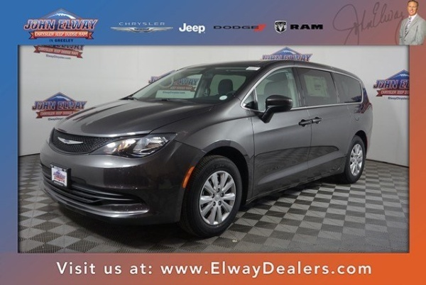 2020 Chrysler Voyager in Greeley, CO