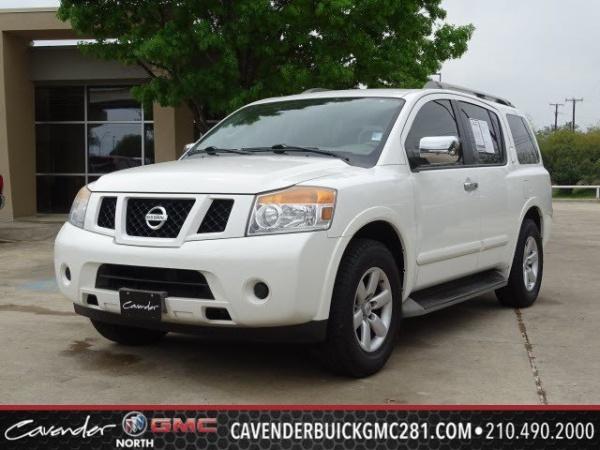 2012 Nissan Armada in San Antonio, TX