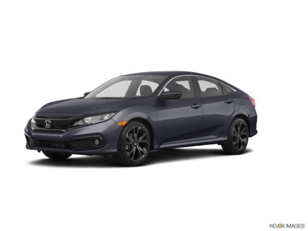 2020 Honda Civic in Dayton, OH