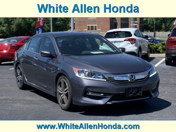 2017 Honda Accord in Dayton, OH