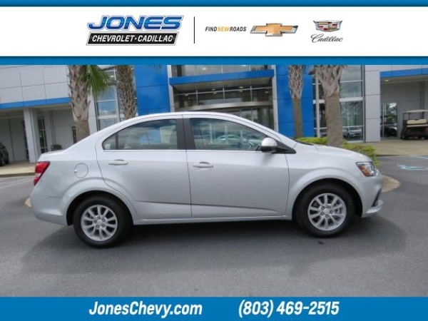 2020 Chevrolet Sonic in Sumter, SC