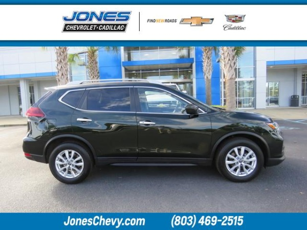 2019 Nissan Rogue in Sumter, SC
