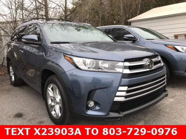 2019 Toyota Highlander in Lugoff, SC