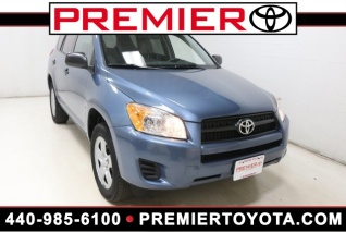 2009 Toyota Rav4 I4 4wd For In Amherst Oh