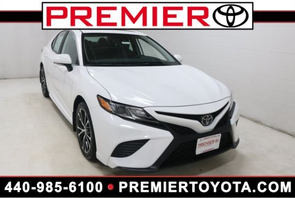 2020 Toyota Camry in Amherst, OH