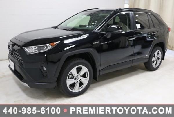 2020 Toyota RAV4 in Amherst, OH