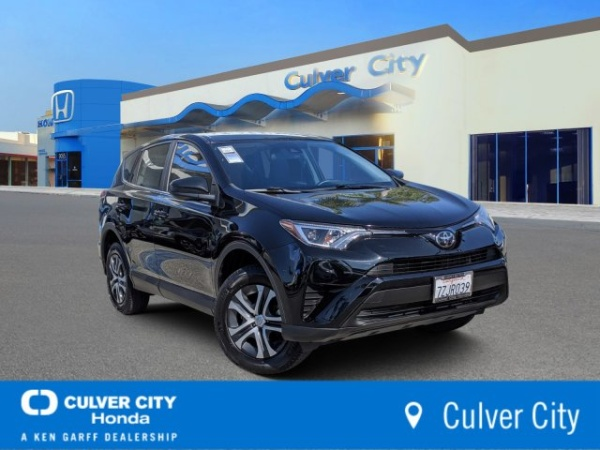 2017 Toyota RAV4 in Culver City, CA