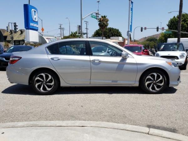 Culver City Honda Service >> 2017 Honda Accord Ex L V6 With Honda Sensing Navigation