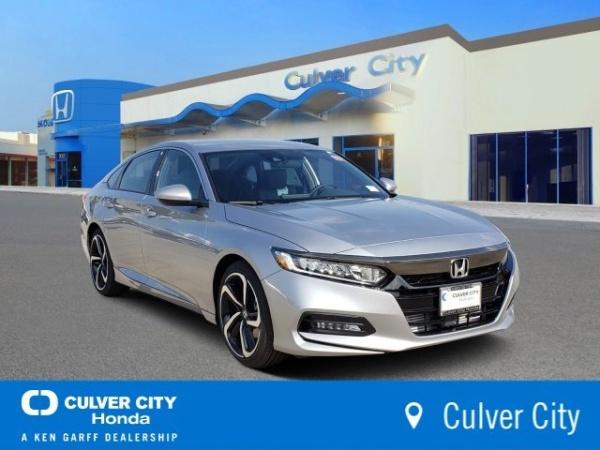 2020 Honda Accord in Culver City, CA