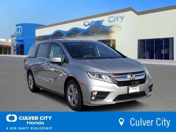 2020 Honda Odyssey in Culver City, CA