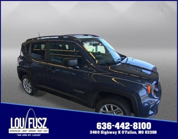 2020 Jeep Renegade in O'Fallon, MO