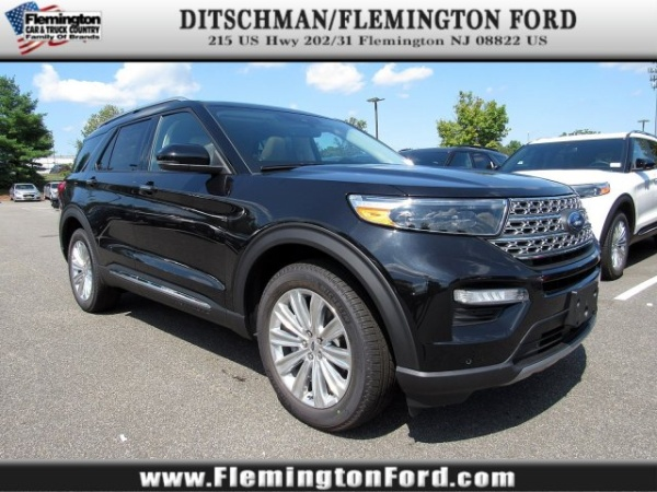 2020 Ford Explorer in Flemington, NJ