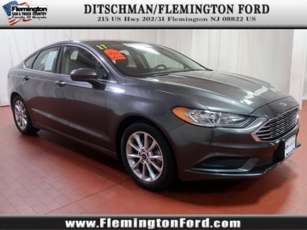 2017 Ford Fusion in Flemington, NJ
