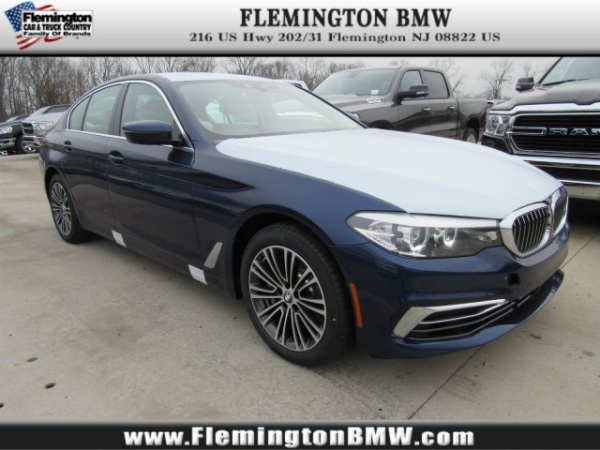 2020 BMW 5 Series in Flemington, NJ
