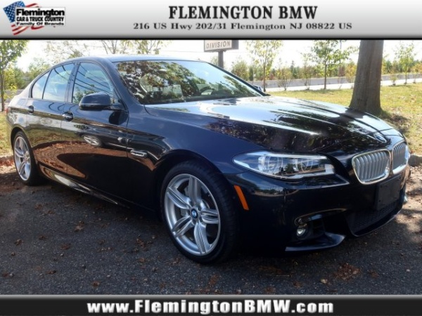 2016 BMW 5 Series in Flemington, NJ