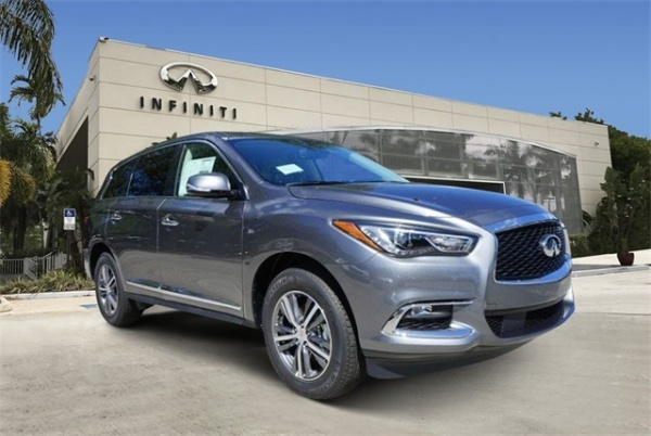 2020 INFINITI QX60 in Coconut Creek, FL