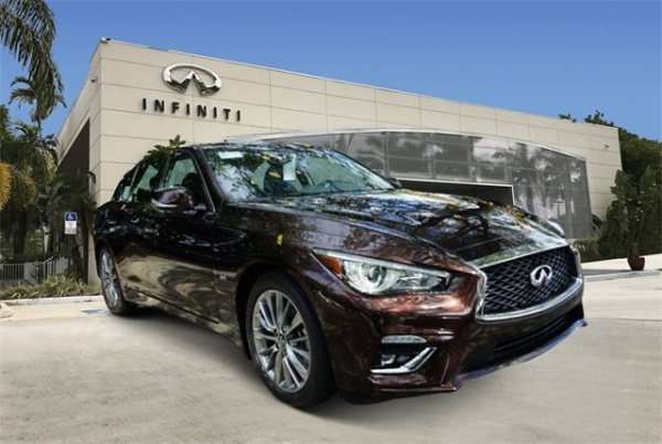 2020 INFINITI Q50 in Coconut Creek, FL