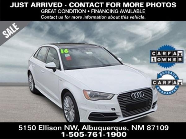2016 Audi A3 in Albuquerque, NM