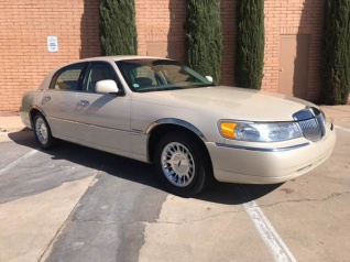 Used 2000 Lincoln Town Car For Sale 18 Used 2000 Town Car Listings