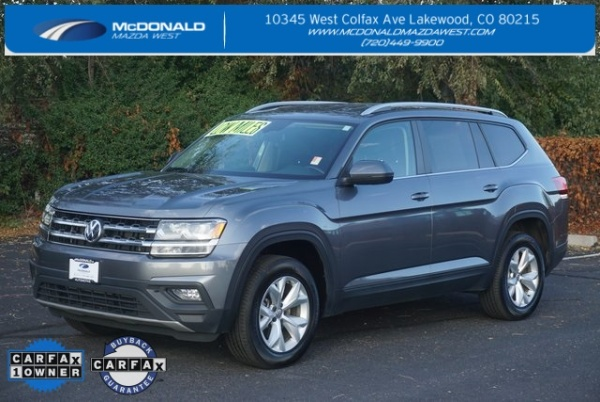 2018 Volkswagen Atlas in Lakewood, CO