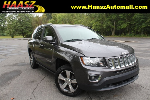 2017 Jeep Compass in Ravenna, OH