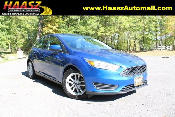 2018 Ford Focus in Ravenna, OH