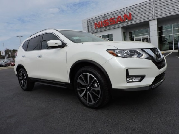 2019 Nissan Rogue Sl Fwd For Sale In Wilmington Nc Truecar