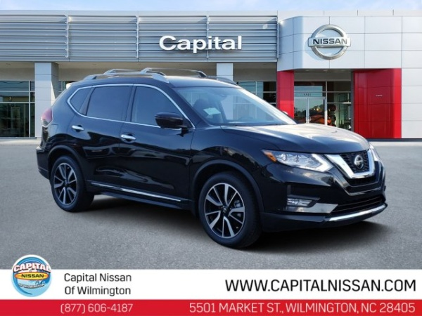 2020 Nissan Rogue in Wilmington, NC