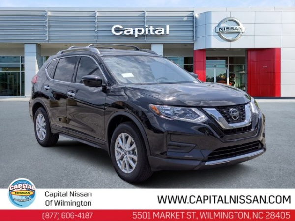 2020 Nissan Rogue in Wilmington, NC