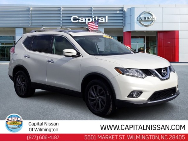 2016 Nissan Rogue in Wilmington, NC